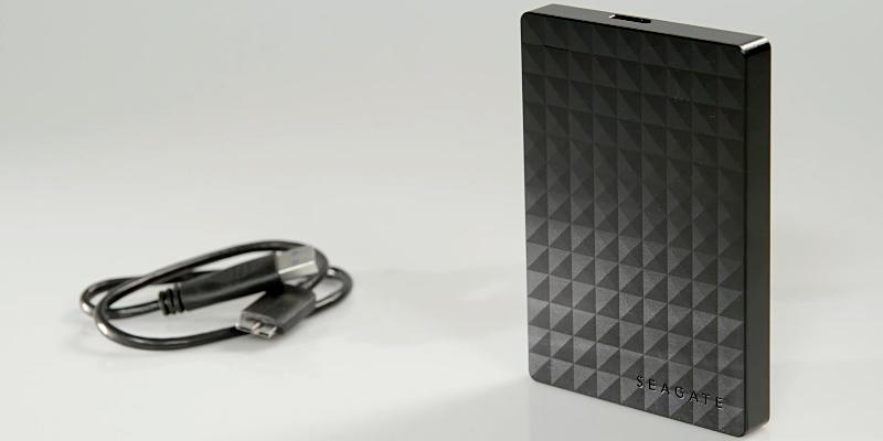Detailed review of Seagate Expansion External Hard Drive for PC, Xbox One and PlayStation 4