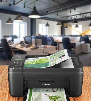 Review of Canon MX495 All-in-One Printer