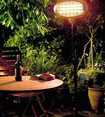 Review of Firefly OL1822 Patio Heater