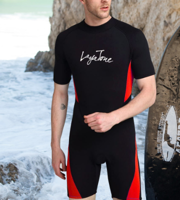 Review of LayaTone Shorty Wetsuit