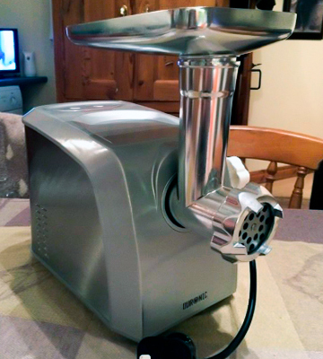 Review of Duronic MG1600 Electric Meat Grinder