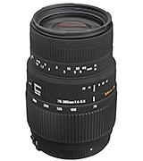Sigma 70-300mm f/4-5.6 DG Macro Motorized Telephoto Zoom Lens