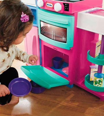 Review of Little Tikes Cook 'n Store Kitchen Playset