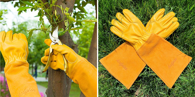 Review of Acdyion Long Gardening Gloves for Women/Men