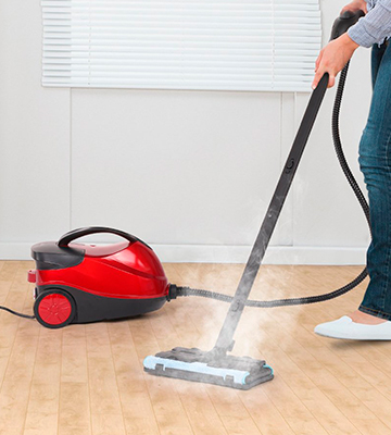 Review of SIMBR SM0011 Multifunctional Steam Cleaner