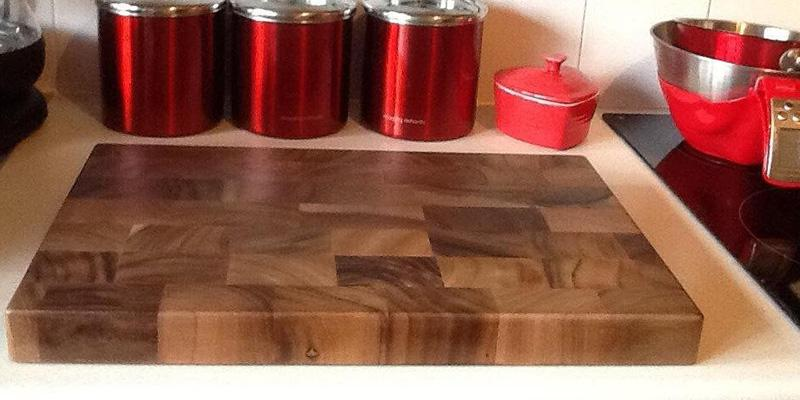 Review of T&G Woodware Large Cutting Board