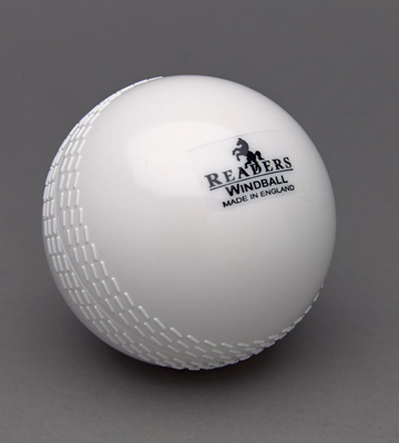 Review of Readers C07RD022006 Windball Cricket Ball