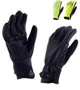 SEALSKINZ Unisex Glove 100 Percent Waterproof