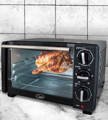 Review of Unibos UNI03/472 Large Oven Rotisserie