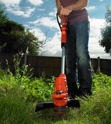 Review of Black & Decker ST5530-GB Corded Grass Strimmer, 550 W