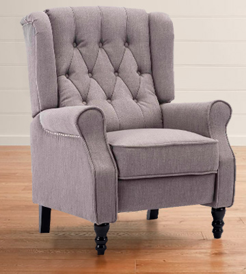 Review of More4Homes ALTHORPE Fireside Wing Back Chair