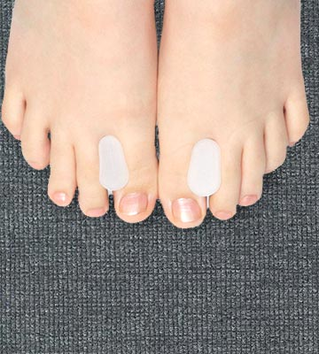 Review of COMPRESSX Toe Separator Bunion Correctors