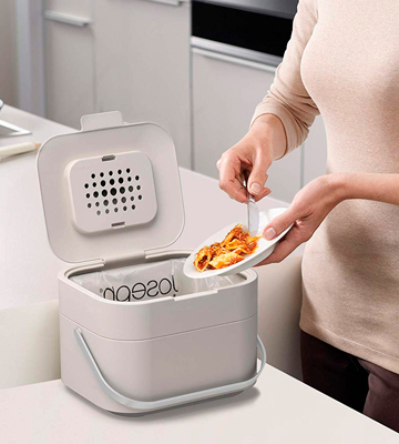 Review of Joseph Joseph Intelligent Waste Stack 4 Food Waste Caddy