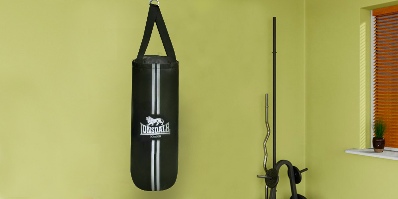 Review of Lonsdale Contend Boxing set Punch Bag