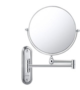 Spaire 7X Magnification Bathroom Shaving Mirror