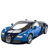 Airfix J6008 Quick Build Bugatti Veyron Car Model Kit