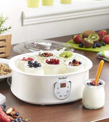 Review of VonHaus 13/201 Yoghurt Maker