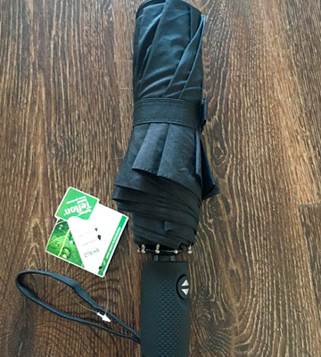 Review of Repel Dupont Teflon Travel Umbrella