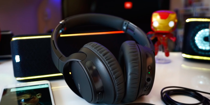 Review of Sony WH-CH700N Wireless Headphones with Active Noise Cancellation