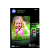 HP 100 sht/A4 Glossy Photo Paper