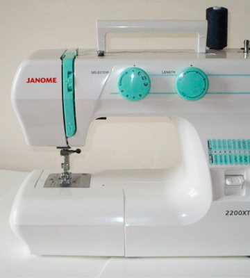Review of Janome 2200XT Sewing Machine