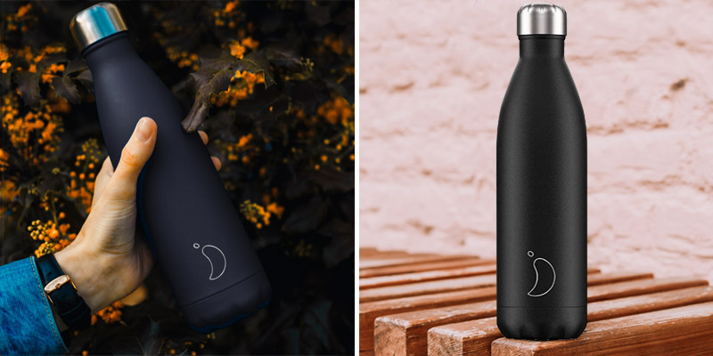 Review of Chilly's Leak-Proof BPA-Free Stainless Steel Water Bottle