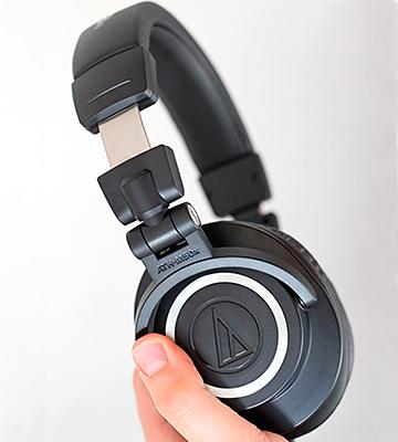 Review of Audio-Technica ATH-M50x Professional Studio