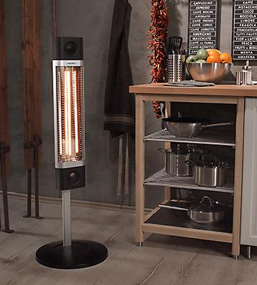 Review of Veito CH1800RE Free Standing Carbon Infrared Heater