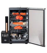 Bradley BTD576CE 4 Rack Digital Smoker