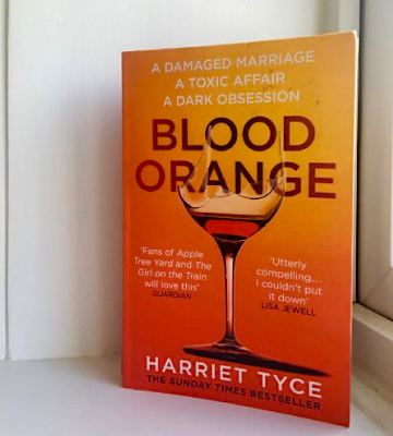 Review of Harriet Tyce Blood Orange: The gripping, bestselling Richard & Judy book club thriller