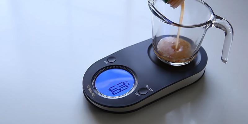 Detailed review of Duronic KS5000 Digital Display 5KG Kitchen Scales with Bowl
