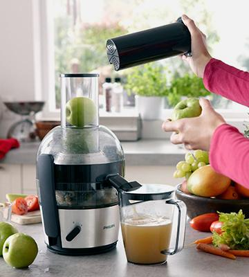 Review of Philips HR1867/21 Quick Clean Juicer