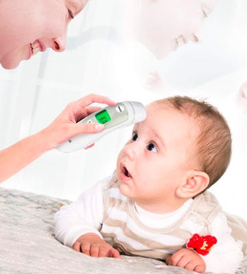 Review of Fairywill JPD-FR401 Ear and Forehead Thermometer