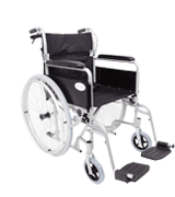 Angel Mobility AMW001S Lightweight Folding Wheelchair