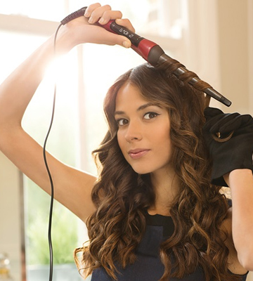 Review of Remington CI96W1 Silk Curling Wand