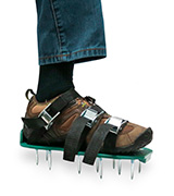 ZDTech Quick and Convenient Lawn Aerator Shoes