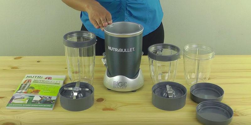 Review of Nutribullet NBR-0801B Countertop Blender