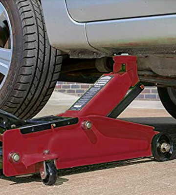 Review of Sealey 1153CX 3 Tonne Trolley Jack