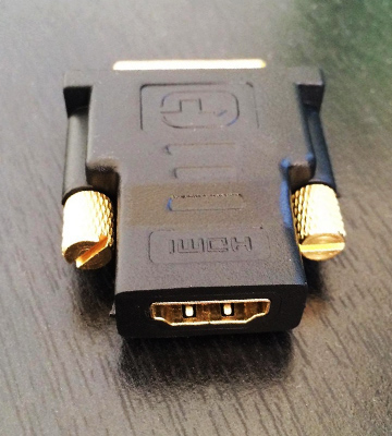 Review of Rankie R1190 DVI to HDMI Adapter