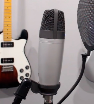 Review of Samson SAC01 Studio Condenser Microphone