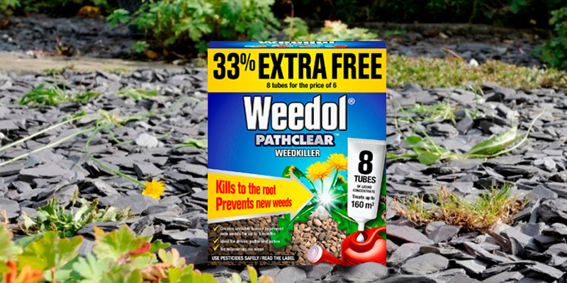 Review of Weedol PathClear Ultra Tough Weed Killer