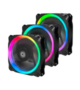 Antec (AMGSPARK) 120mm RGB Case Fans (Pack of 3)