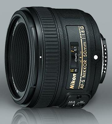 Review of Nikkor AF-S FX 50mm f/1.8G Nikon DSLR Lens