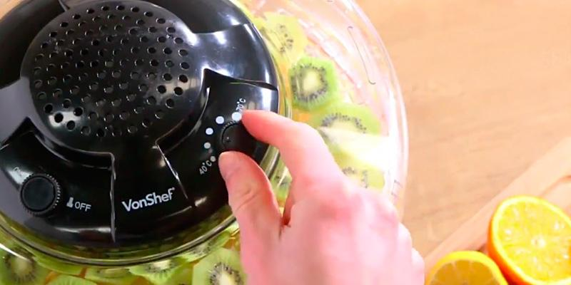 Review of VonShef 5 Tier Food Dehydrator