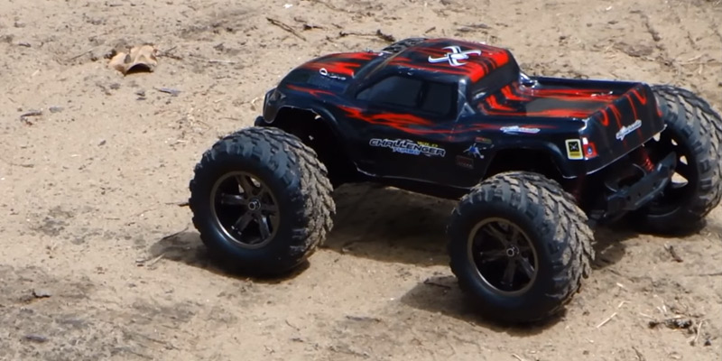 Review of Vangold Wild Challenger Turbo Remote Controlled Car
