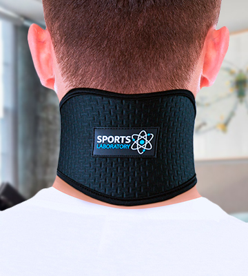 Review of Sports Laboratory Regular Neck Support Brace