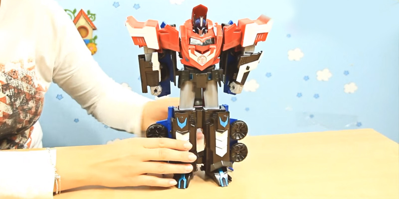 Review of Transformers B1564.00 Mega Optimus Prime