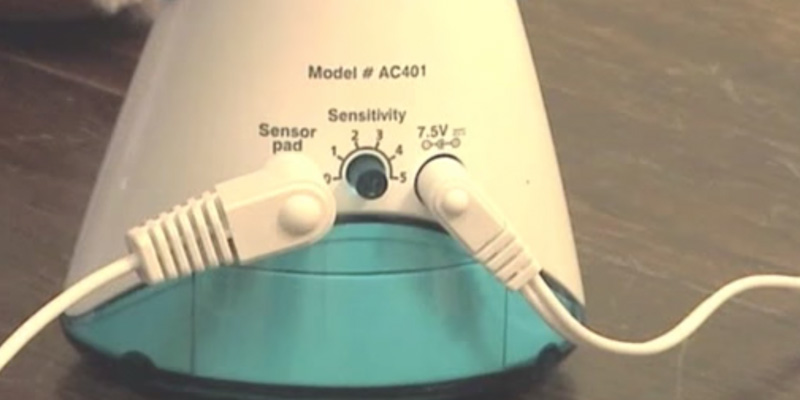 Angelcare AC401 Movement and Sound Baby Monitor application
