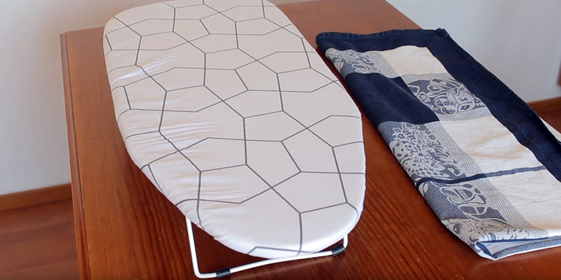 Review of IKEA 4260179723254 Tabletop Ironing Board, 73x32cm