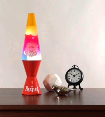 Review of Lava Lamp The Beatles Lava Lamp